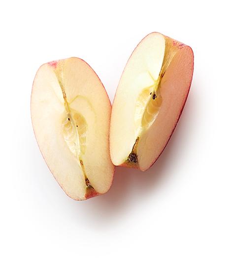 äpple i bokashi